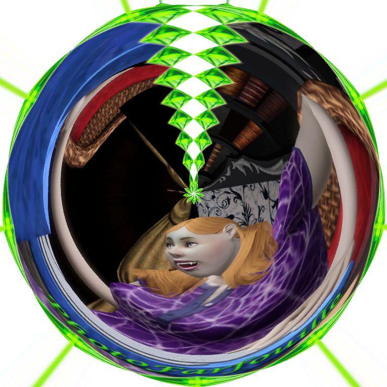 Album - Sims 3 - Variations sur images - 05