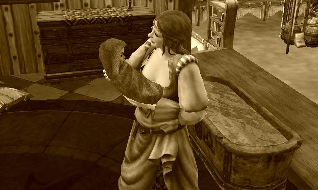 Album - Sims Medieval - Variations sur images - 02