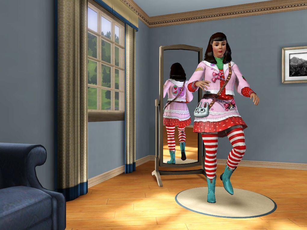 Album - Sims 3 - Screenshot 1024 x 768 - 01