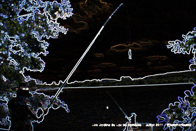 Album - Variations Neon sur Lac de Bambois