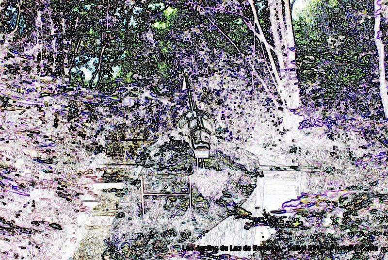 Album - Variations Dessin sur Lac de Bambois 2