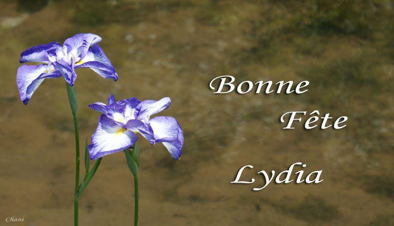 Album - Prénoms - Bonne Fête 2