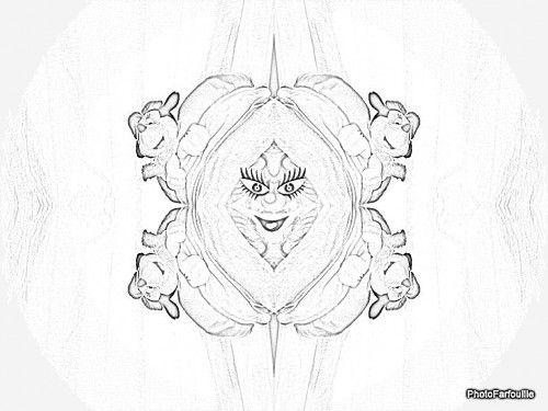 Album - Photos transformées en dessins 2