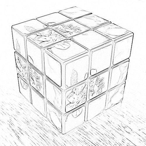 Album - Photos transformées en dessins 1