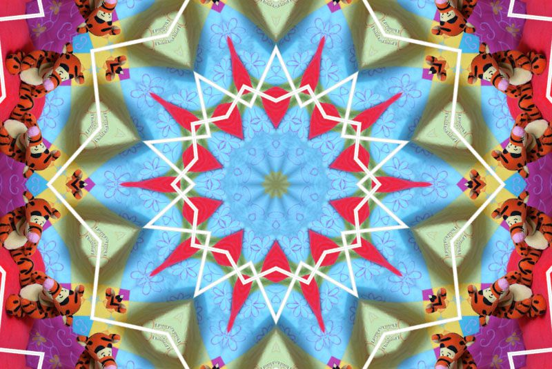 Album - Mandalas &amp&#x3B; Kaleidoscopes 11