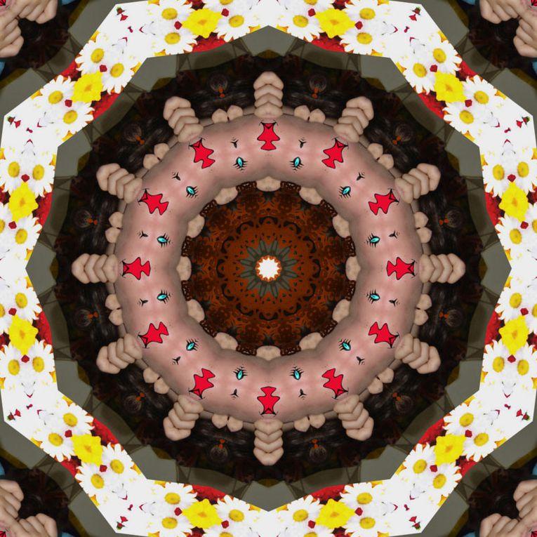 Album - Mandalas &amp&#x3B; Kaleidoscopes 13