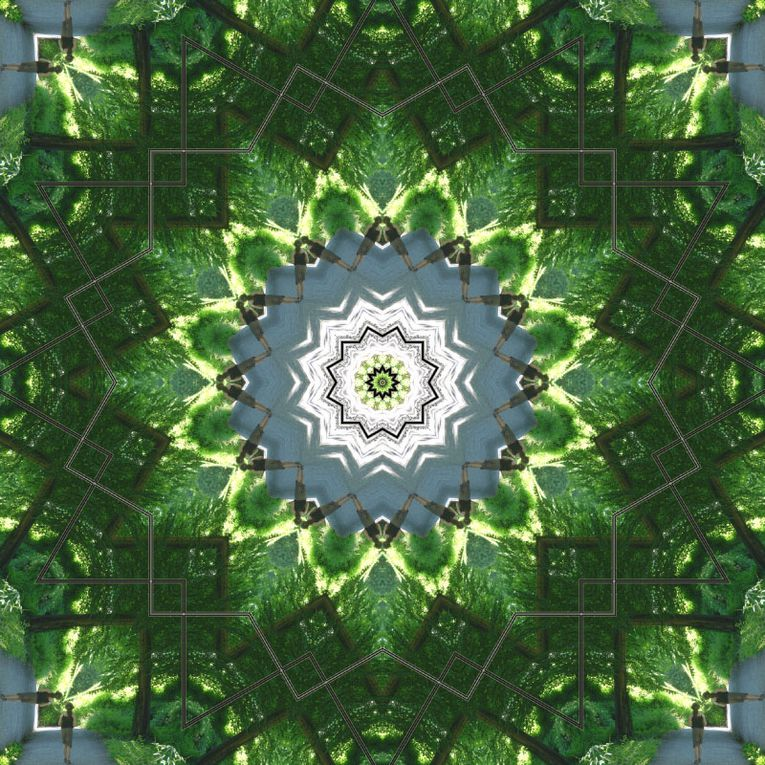 Album - Mandalas &amp&#x3B; Kaleidoscopes 02