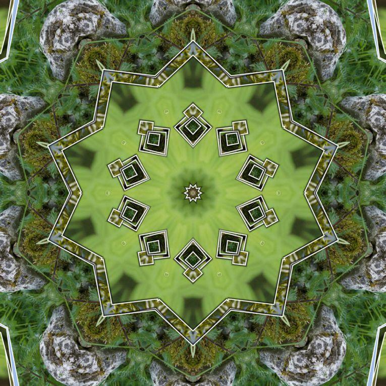 Album - Mandalas &amp&#x3B; Kaleidoscopes 32