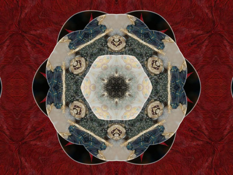 Album - Mandalas &amp&#x3B; Kaleidoscopes 33