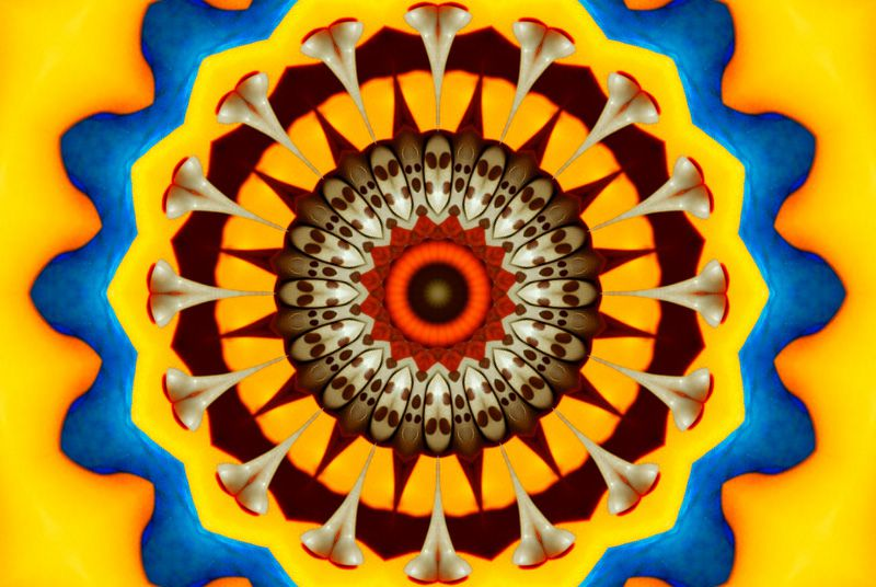 Album - Mandalas &amp&#x3B; Kaleidoscopes 96