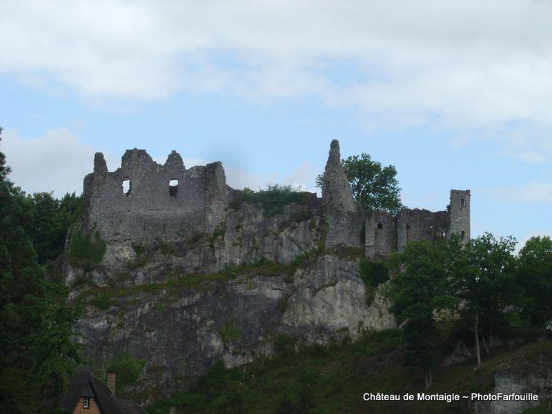 Album - Ruines de Montaigle