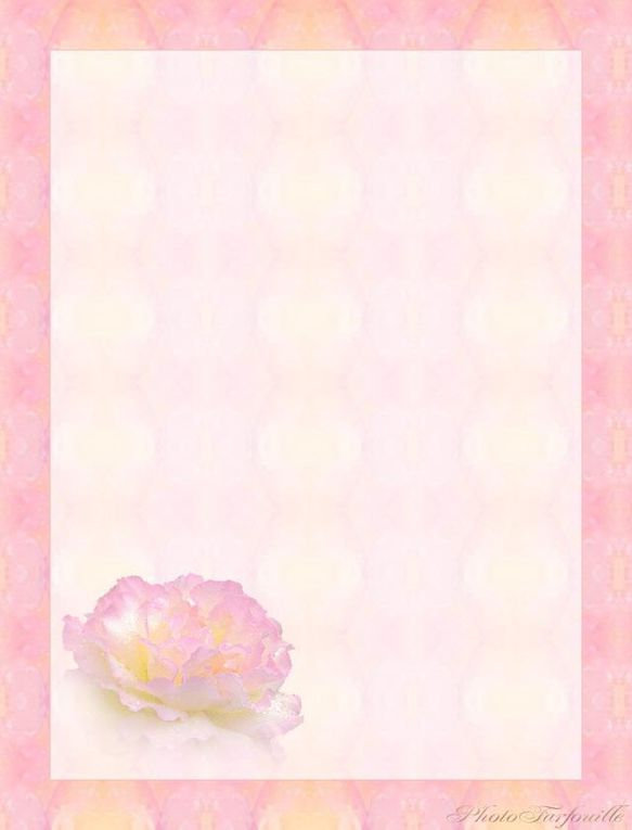 Album - Papier lettre 1