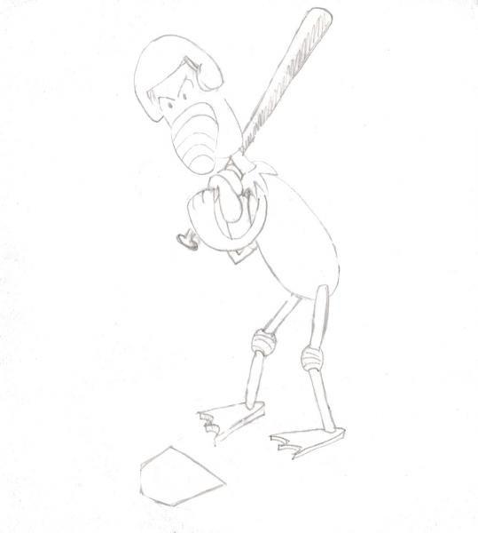 Dessins et illustrations du personnage Arc-en-Plumes<br />