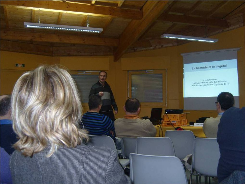 Album - Conférence-débat Wormhout 14 février 2009