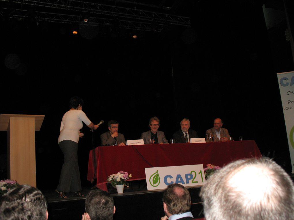 Album - Congrès CAP21 Paris 29 &amp&#x3B; 30 mai 2010