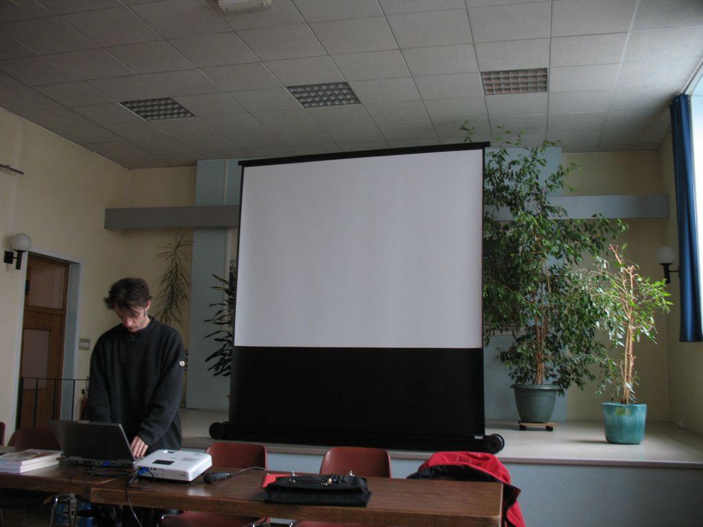 Album - Conférence-débat Wormhout 28 novembre 2009