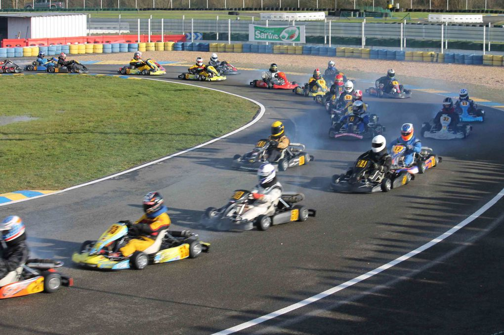 Minarelli 2013Le Mans