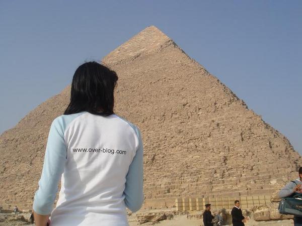 Contributions des blogueurs qui ont affiché leur tee-shirt Overblog à travers le monde entier...