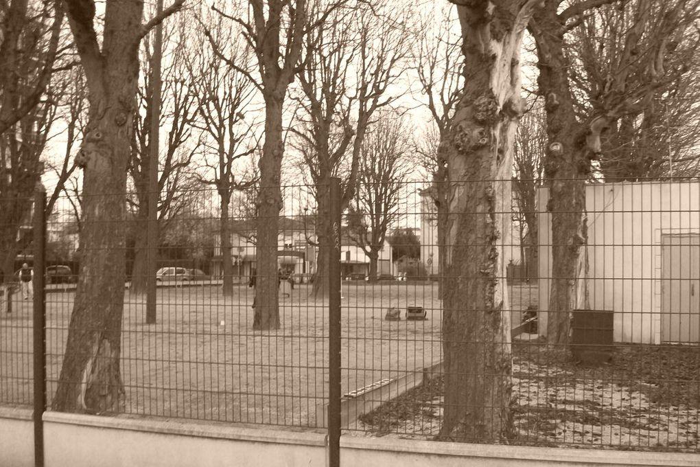 Petite balade dans le Grand Paris