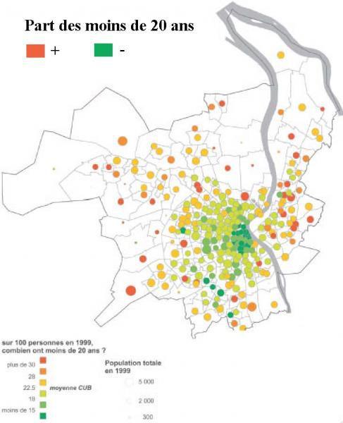 &nbsp&#x3B;Images extraites du rapport de présentation du PLU de l'agglomérations de Bordeaux