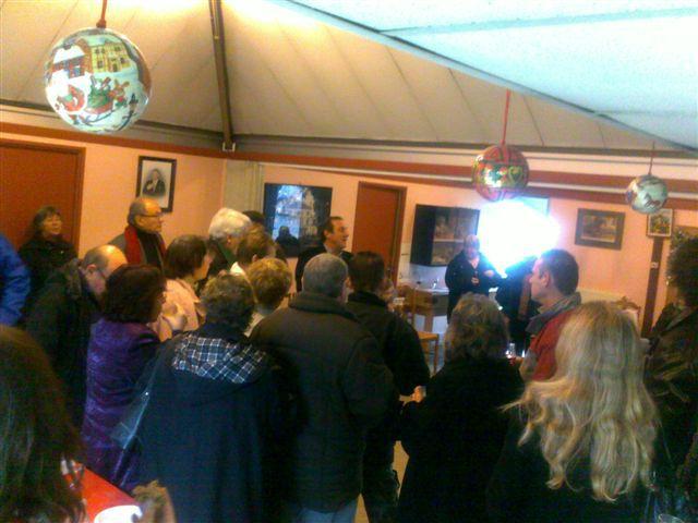 voeux de Draveil à Gauche le 23 janvier au foyer Mousseaux