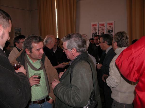 photos des voeux de JP Bonsignore samedi 21 janvier 2006 &agrave&#x3B; Draveil (reportage r&eacute&#x3B;alis&eacute&#x3B; par Pierre)