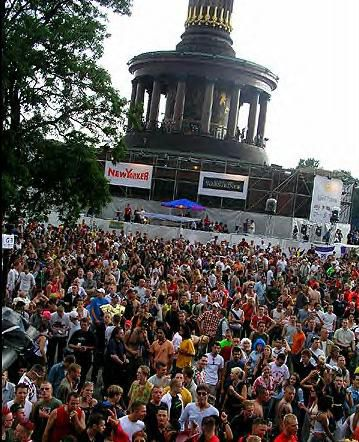 Album - LoVe Parade BERLIN 2003
