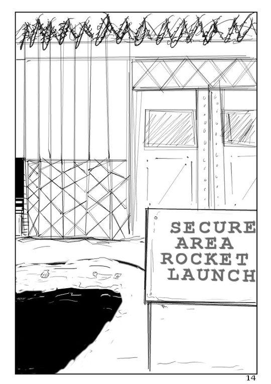 """24 planches pour les des 23H BD 2010. Theme """" l'Invasion"""" - Impératif : tuer un chaton mignon, de maniere anecdotique."""