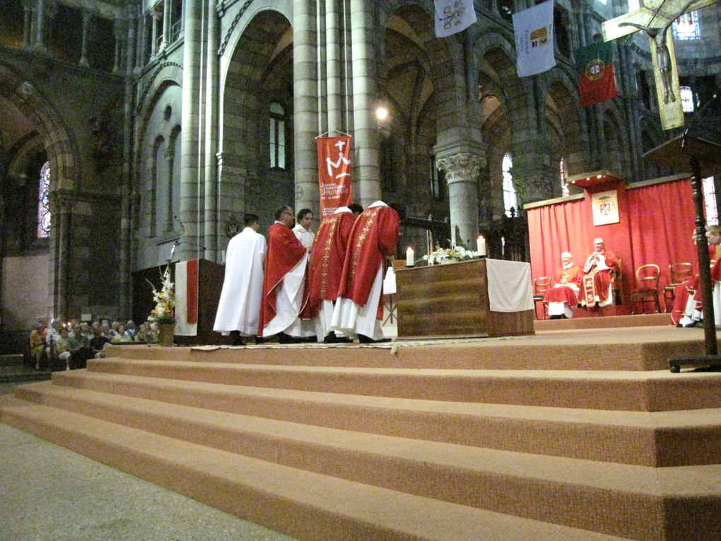 Album - Ordination diaconale du 26 juin 2011