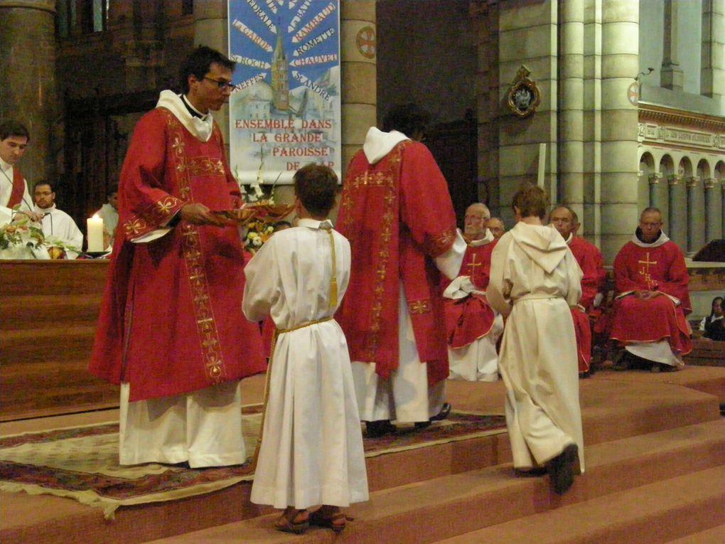 Album - Ordination diaconale du 26 juin 2011