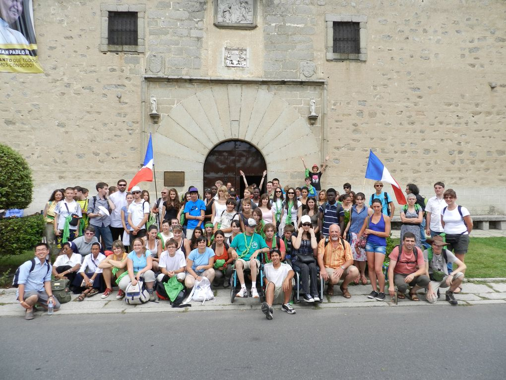 Album - JMJ 2011 - photos Michel Flachaire (2)