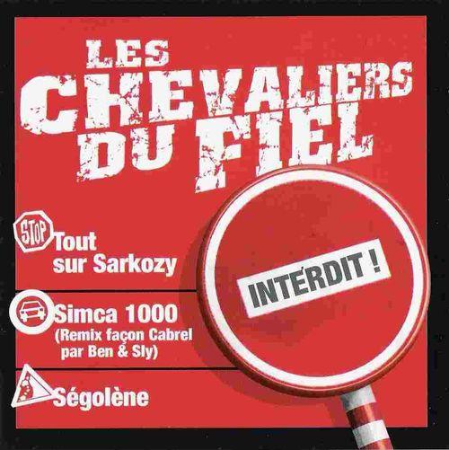 Album - Francis Cabrel en simca 1000
