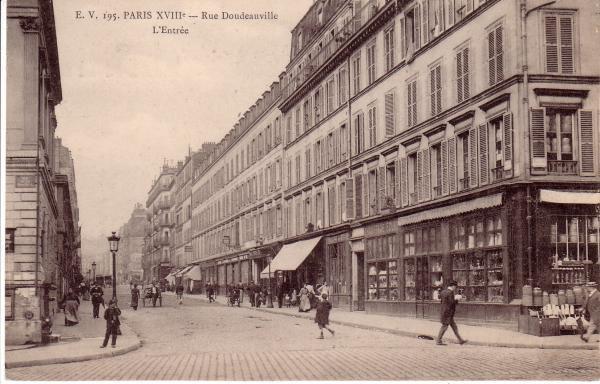 Collection de cartes postales Christiane Devaux