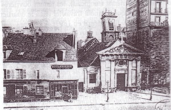 <p>Photos et cartes postales anciennes du quartier La Chapelle</p>