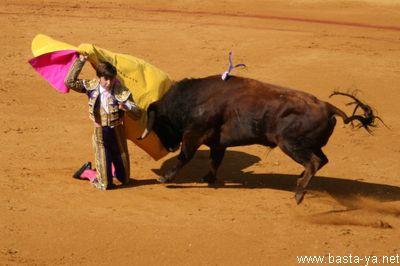 Novillada et Corrida dans le cadre de Toros y Salsa