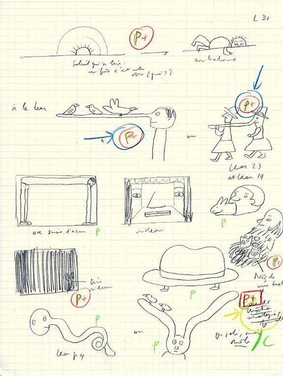 Album - 15-Les dessous des dessins