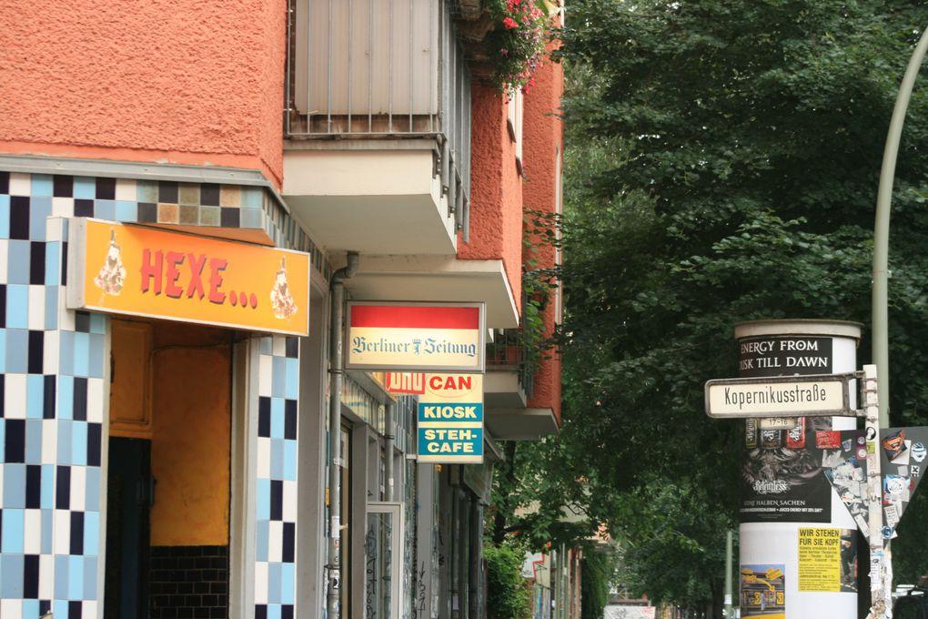 Album - BERLIN/été11