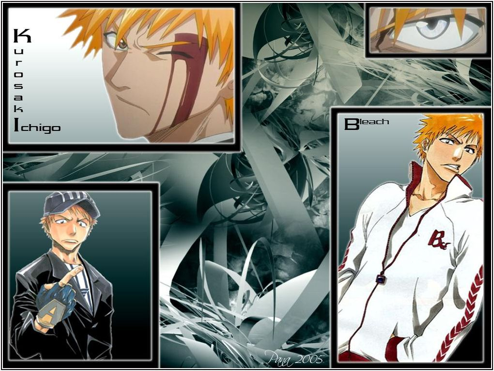 Album - Bleach Wall2