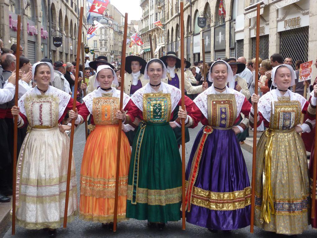 Fêtes de la Vigne à Dijon, 28 et 29 août 2010. Merci à Philippe, de Bellen Brug, pour ses photos.