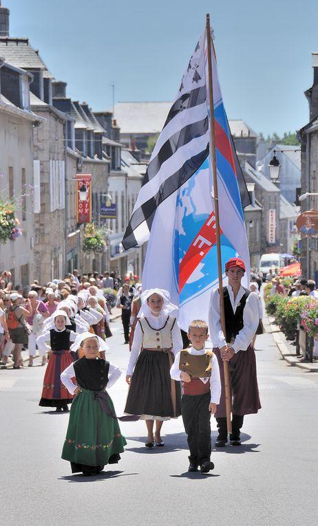 Bleuniadur à Saint-Pol-de-Léon le 18 juillet 2010. Merci à Guy Keromnes pour ses photographies.