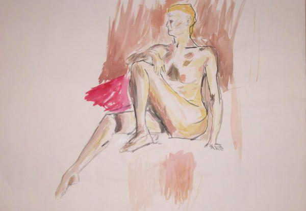 Album - modeles-vivants--peinture-