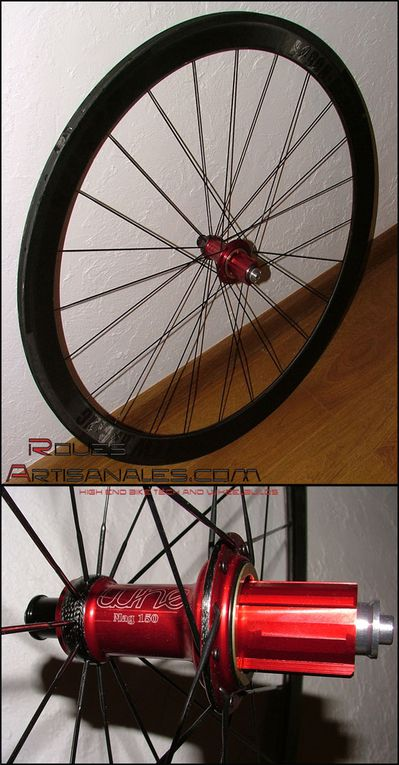 Les roues les plus abouties?