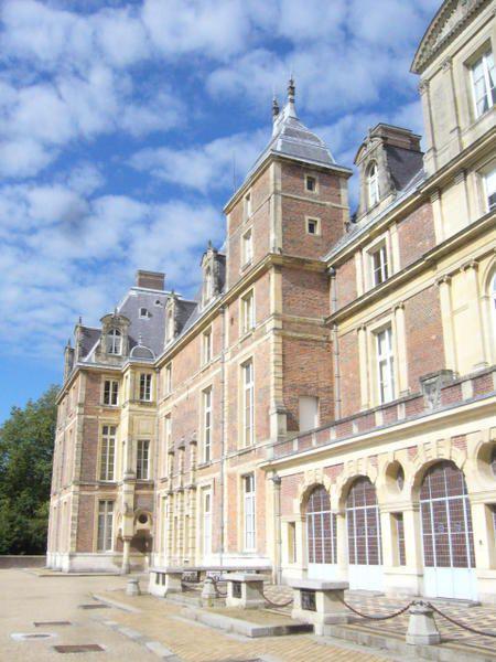 Album - Château d'Eu et collégiale