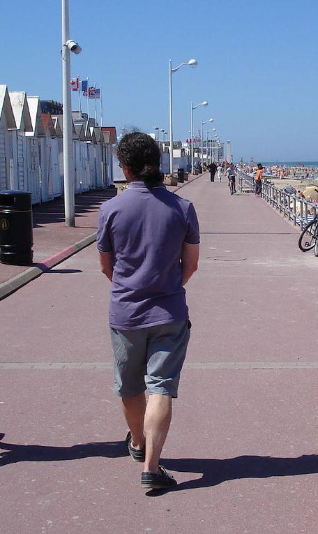 chez lui puis a luc sur mer été 2008