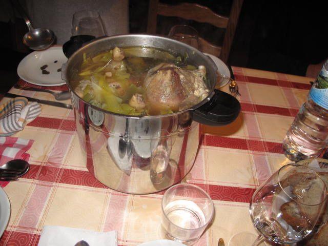 week-end de dégustation en novembre 2009