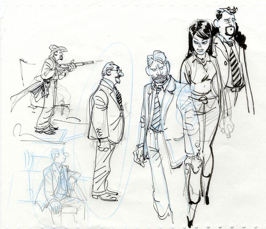 Album - Images / Sketches 1
