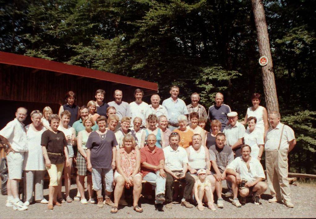 Une rencontre des anciens collègues De Dietrich