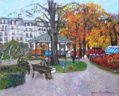 Album - P.Poindrelle peintre de Strasbourg