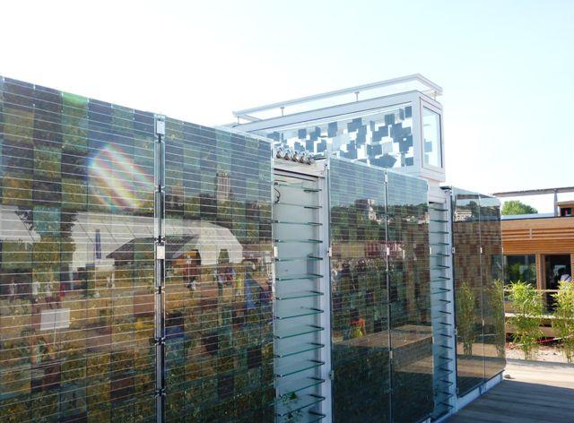 Concours de maisons solaires 2010 à Madrid Solar Decathlon Europe