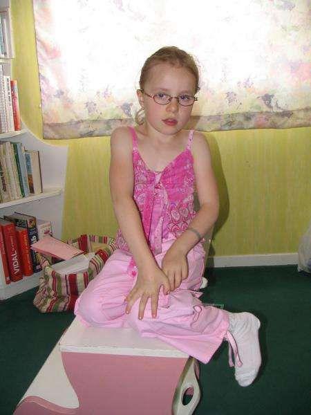 Ma petite princesse de six ans<br/>